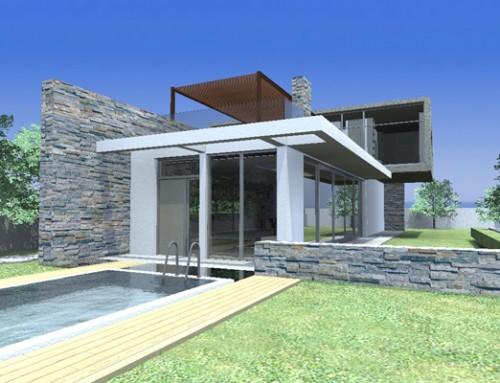 Residence in Lagonisi