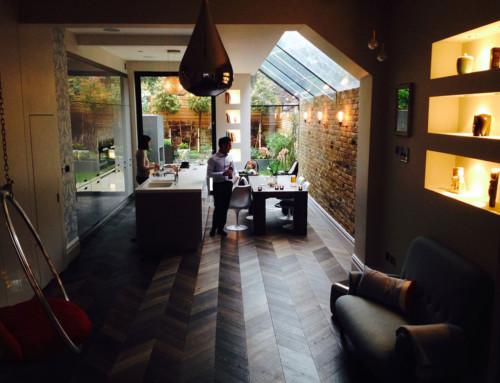 Residence in Richmond, London, Design for Loft Conversion, Refurbishment & Extension
